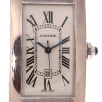 Cartier Tank Américaine White gold United States of America, California, Beverly Hills
