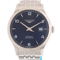Longines Record L2.821.4.96.6 new