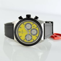 Tudor Fastrider Chrono Steel 42mm Yellow