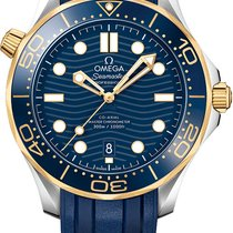 Omega Seamaster Diver 300 M new Automatic Watch with original box