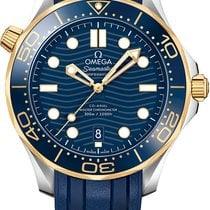 Omega Seamaster Diver 300 M nov Automatika Sat s originalnom kutijom