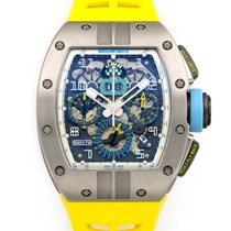 Richard Mille RM11 Tytan RM 011 40mm