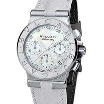 Bulgari Diagono DG35WSLDCH/9 new