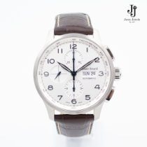 Louis Erard Steel 44mm Automatic 78228AS11 new