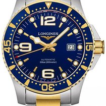 Longines HydroConquest Steel 41mm Blue Arabic numerals United States of America, California, Moorpark