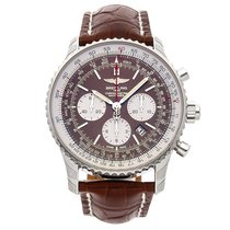 Breitling Navitimer Rattrapante Acero 45mm Bronce Sin cifras