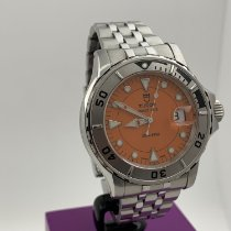 Tudor Hydronaut Steel 40mm Orange No numerals
