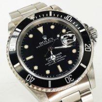 Rolex 16610 Stahl 1991 Submariner Date 40mm gebraucht Deutschland, Puchheim bei München