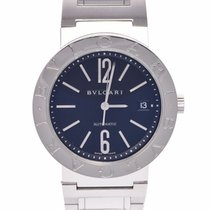Bulgari Steel 38mm Automatic BB38SS pre-owned