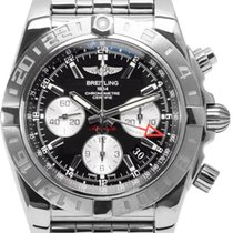 Breitling Chronomat 44 GMT AB042011.BB56.375A 2014 pre-owned