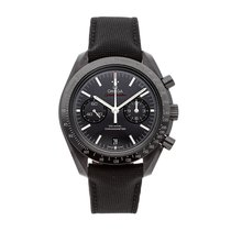 Omega Speedmaster Professional Moonwatch Ceramic 44.2mm Black No numerals United States of America, Pennsylvania, Bala Cynwyd