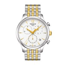 Tissot Tradition Goud/Staal