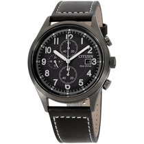 Citizen Steel 45mm Chronograph CA0627-09H new United States of America, New York, Brooklyn