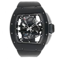 Richard Mille RM61-01 Ceramic RM 061 50.23mm new United States of America, New York, New York
