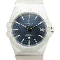 Omega Constellation Ladies new Automatic Watch with original box and original papers 123.10.35.20.03.002