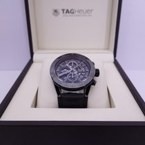 TAG Heuer Carrera Calibre HEUER 01 Ceramic 45mm Black No numerals UAE, Dubai