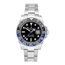 Rolex GMT-Master II 116710BLNR pre-owned