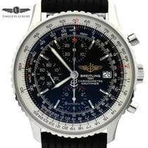 Breitling Navitimer Heritage Steel 41mm Black No numerals United States of America, Georgia, Atlanta