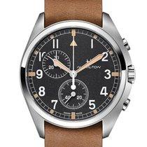 Hamilton Khaki Pilot Pioneer new Watch with original box and original papers H76522531