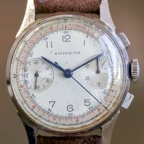 Wittnauer Vintage Chronograph Two-Tone Full Set