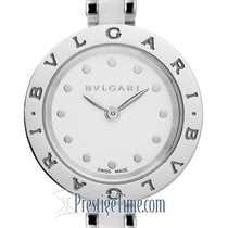 Bulgari B.Zero1 Steel 23mm White United States of America, New York, Airmont