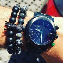 Gucci G-Chrono Black PVD