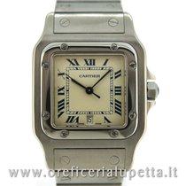 Cartier Santos Galbee Medio 987901
