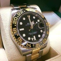 Rolex GMT-Master II Ceramic Steel-Gold