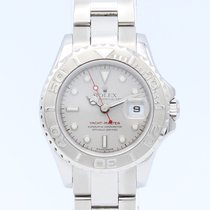 Rolex Oyster Perpetual Date Yacht Master Automatic Steel Lady...