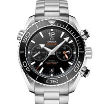 Omega SEAMASTER PLANET OCEAN 600M OMEGA CO-AXIAL MASTER 45,5 MM