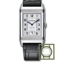 Jaeger-LeCoultre Grande Reverso Night & Day Staal 27.4mm Wit Arabisch
