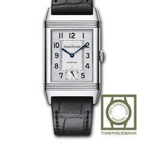 Jaeger-LeCoultre Grande Reverso Night & Day Сталь 27.4mm Белый Aрабские