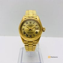 Rolex Datejust Lady , Yellow Gold