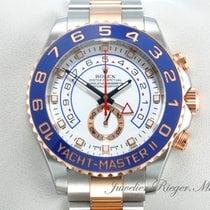 Rolex Yachtmaster II 116681 Stahl Rosegold Yacht-Master Chrono