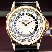 Patek Philippe 5110R-001 World Time 18K Rose Gold (27106)