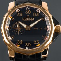 Corum Rose gold 48mm Automatic 947.933.04 pre-owned