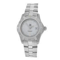 TAG Heuer Authentic Ladies  WN1311-0 Steel Date 200M Quartz