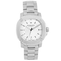 Burberry pre-owned Automatic 43mm Silver