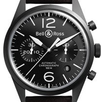 Bell & Ross 41mm Automatic Vintage new