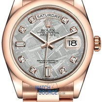 Rolex new Automatic 36mm Rose gold