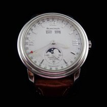 Blancpain Beautiful Leman automatic with full calendar and...