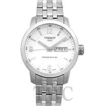 Tissot Steel Automatic T055.430.11.017.00 new