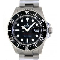 Rolex Sea Dweller 126600 Steel 43mm