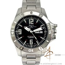 Ball Steel 41.5mm Automatic DM2036A-SCA-BK pre-owned Singapore, Singapore