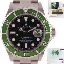 Rolex 16610 LV Steel Submariner Date 40mm