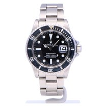 롤렉스 1680 스틸 1977 서브마리너 데이트 40mm 중고시계