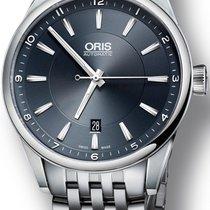 Oris Artix Date Steel Blue United States of America, New York, New York