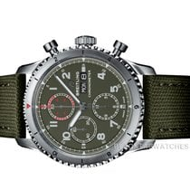 Breitling Navitimer 8 Steel 43mm Green Arabic numerals United States of America, Florida, Aventura