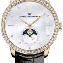 Girard Perregaux Rose gold 36mm Automatic 49524D52A751-CK6A new