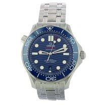 Omega Seamaster Diver 300 M 210.30.42.20.03.001 новые